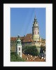 Castle, Cesky Krumlov, Czech Republic by Corbis