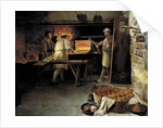 View of the Interior of a Bakery by Corbis