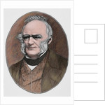 Charles Lyell (1797-1875). Engraving. Colored. by Corbis