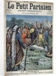 The Apache Indians revolting against the United States Government by Corbis
