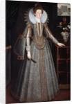 Portrait of a florentine lady by Corbis