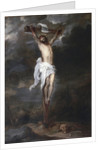 Crucifixion by A. Van Dyck