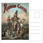 The Life and Adventures of Robinson Crusoe by Defoe by Corbis