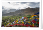 View of the town from the Monastery of the Palace by Corbis