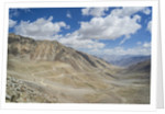 Khardung-La Pass is the highest motorable road in the world with 18380 feet, 5602,2 meters by Corbis