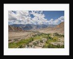 View from Likir Monastery by Corbis