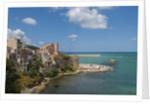 View of Castellammare del Golfo by Corbis