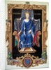 Portrait of King Philip V le Long by Jean du Tillet
