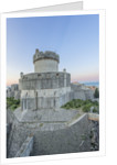 Minceta Tower and Old Town at Dawn by Corbis