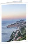 Dubrovnik Dawn by Corbis