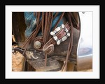 Cowgirls boot & Saddle by Corbis