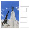 Gellert Hill, the Liberation Monument by Corbis