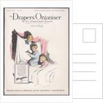 Draper's Organiser Magazine, 1921. Artist: Wilfred Fryer by Corbis