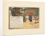 Motoritis, or other interpretations of the Motor Act. Article IV: Request to Stop, 1906. by Corbis