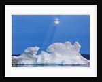 Melting Sea Ice, Repulse Bay, Nunavut Territory, Canada by Corbis
