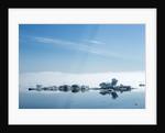Melting Sea Ice, Hudson Bay, Nunavut Territory, Canada by Corbis