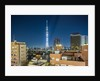 Asakusa, the town and the Tokyo Sky Tree by Corbis