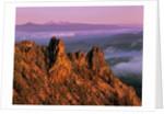 Morning light on Paulina Peak by Corbis