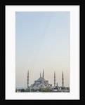 Sultan Ahmet camii, the Blue Mosque by Corbis