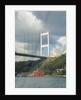 Fatih Sultan Mehmet bridge by Corbis