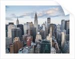 Skyscrapers of Manhattan, New York city by Corbis