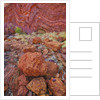 Canyon landscape in Hamersley Gorge by Corbis