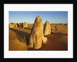 Erosion landscape Pinnacles by Corbis