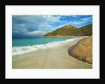 Beach impression at Little Beach by Corbis