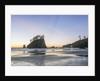 Second Beach Sunset by Corbis