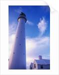Lighthouse on Bermuda by Corbis