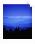 Great Smoky Mountains at Twilight by Corbis