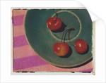 3 Rainier Cherries #2 by Jennifer Kennard