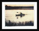 Great Pond Kayak by Jennifer Kennard