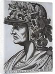 Gaius Caligula, Emperor of Rome by Antonius