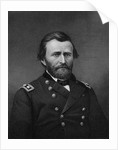 General Ulysses S. Grant by Robert E. Whitechurch