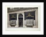 Facade of the Oriza - L. Legrand Shop in Paris by Corbis