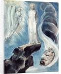 The Third Temptation by William Blake