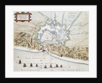 City of Dunkirk by Jan Blaeuw