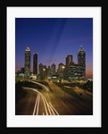 Atlanta at Dusk by Corbis