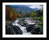 Cascades on Ausable River by Corbis
