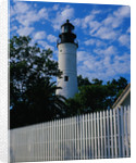 Key West Lighthouse by Corbis