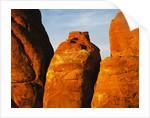 Devils Garden Sandstone Monuments by Corbis