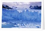 Moreno Glacier and Lago Argentino by Corbis