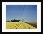 Old Church, Moses Lake by Mary Iverson