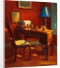 Leslie's Desk by Pam Ingalls