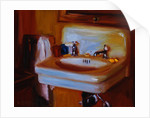 Donna's Sink by Pam Ingalls