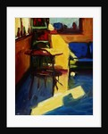 Sun in the D & M Cafe by Pam Ingalls