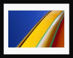 Brightly Colored Boat Exterior by Corbis