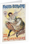 Folies Bergere Poster by Pal