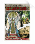 French Poster for Jules Massenet's Opera Esclarmonde by Corbis